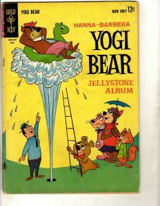 7 Comics Yogi 304 Fun-in 105 Huckle 401 411 Under Sea 312 Toby 502 Tiger+  JL37