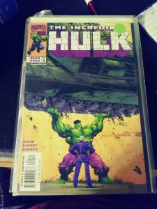 Incredible Hulk  # 462  MAR 1998, Marvel  ROSS+