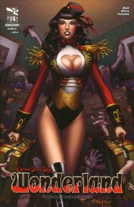 Grimm Fairy Tales presents Wonderland #14A VF/NM; Zenescope | save on shipping -
