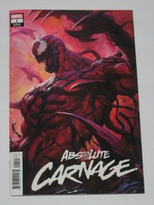 Absolute Carnage #1 Artgerm Variant 2019 Marvel Comics VF/NM