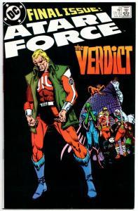 Atari Force #20 (DC, 1985)