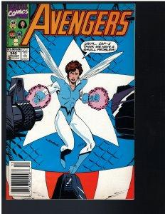 Avengers #340 (Marvel, 1991)