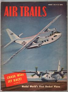 Air Trails 3/1951-aviation news-pix-Chase Assault Transports-SC Smith-VG