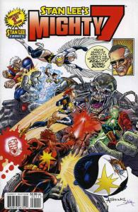 Mighty 7 (Stan Lee's…) #1 VF/NM; Archie   save on shipping - details inside