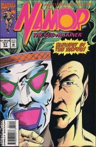 Marvel NAMOR, THE SUB-MARINER #51 VF