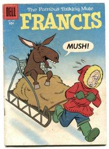 Francis the Talking Mule -Four Color Comics #745 1956 VG-