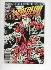 DAREDEVIL #180 VF/NM  Murdock, Frank Miller, 1964 1982 more Marvel in store