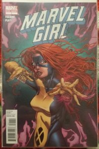 Marvel Girl #1 NM
