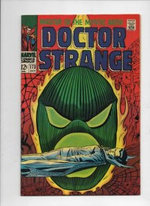 DOCTOR STRANGE #173, NM-, Mystic Arts, Gene Colan,1968, more DS in store, Dr