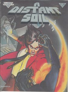 A DISTANT SOIL#2   FN/VG  FIRST PRINT  WARP GRAPHCS
