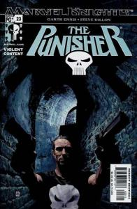 Punisher (2001 series) #23, NM (Stock photo)