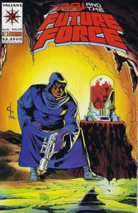 Rai and the Future Force #23 VF/NM; Valiant | save on shipping - details inside