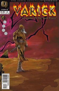 Varick: Chronicles of the Dark Prince #1 VF; Q | save on shipping - details insi