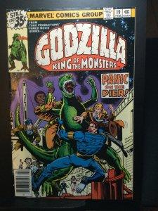 Godzilla #19 (1979)