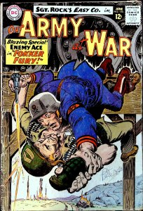 Our Army at War #155 (1965)