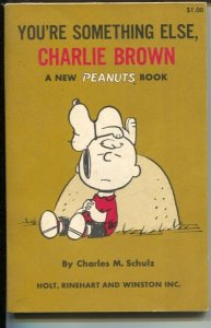 Your Something Else, Charlie Brown 1967-Charles Schulz art-reprints Peanuts dail