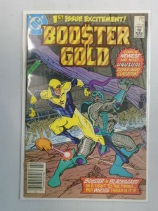 Booster Gold #1 6.0 FN (1986 1st Series)