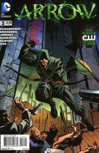 Arrow (DC) #3 VF/NM; DC | save on shipping - details inside
