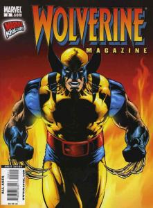 Wolverine Magazine #2 VG; Marvel | low grade comic - save on shipping - details