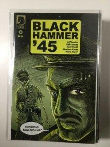 Black Hammer '45 #4 (2019) HPA
