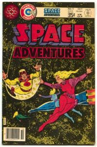 Space Adventures #11 1978- Steve Ditko- - Captain Atom- VF