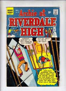 Archie At Riverdale High #4 (Dec-72) VG Affordable-Grade Archie