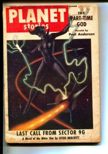 Planet Stories-Pulps-Summer/1955-Poul Anderson-Leigh Brackett