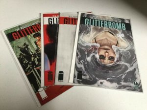 Glitterbomb 1-3 Nm Near Mint Image Comics