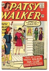 Patsy Walker #100 1962- Al Hartley - Paper Dolls-Marvel FN