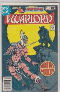 Warlord #47 (1981)
