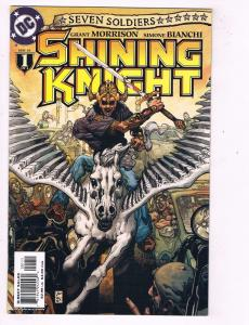 Shining Knight Seven Soldiers Complete DC Comics Limited Series # 1 2 3 4 J43