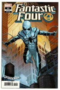 Fantastic Four #11 Anacleto Spider-Man Variant (Marvel, 2019) NM