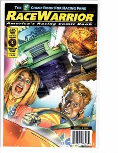 Race Warrior Vol1 (2000)  #2 Tony Stewart NM (9.4)