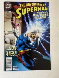 Adventures of Superman #545 (1997)