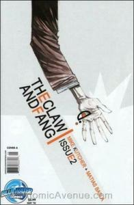 Claw and Fang #2A VF/NM; Bluewater | save on shipping - details inside