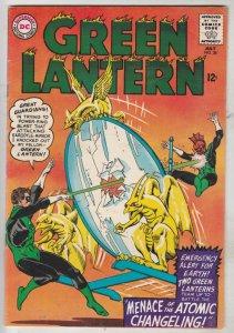 Green Lantern #38 (Jul-65) VF/NM High-Grade Green Lantern