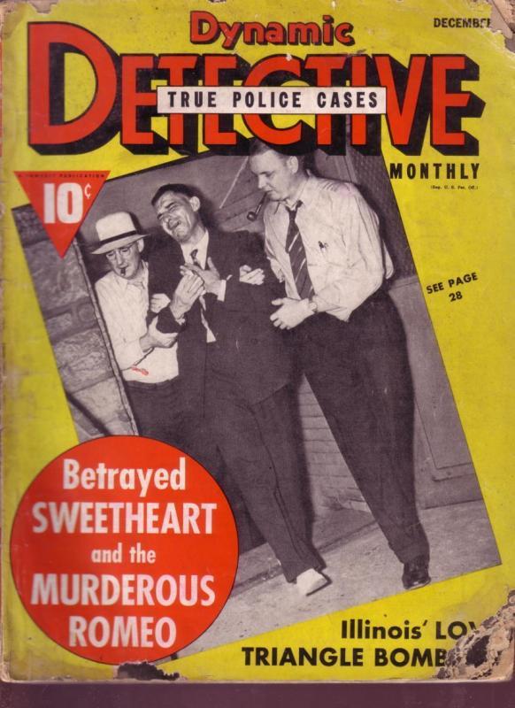 DYNAMIC DETECTIVE 1939 DEC DEATH ON TOBACCO ROW CRIME FR G