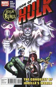 Realm of Kings: Son of Hulk #2 FN; Marvel | save on shipping - details inside