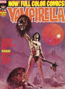 Vampirella Magazine #25 (Jun-73) NM- High-Grade