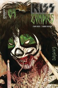 KISS ZOMBIES (2019 DYNAMITE) #4 All 7 Covers PRESALE-02/19