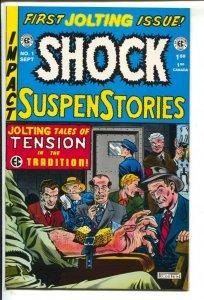 Shock SuspenStories-#1-Sept-1992-Russ Cochran-EC Reprint