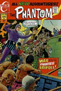 Phantom, The (1st Series) #45 FN; Charlton | save on shipping - details inside