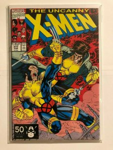 Uncanny X-Men 277