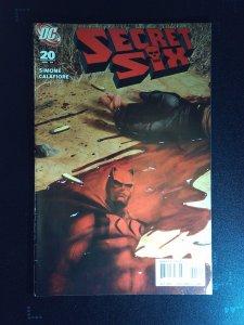 Secret Six #20 (2010)