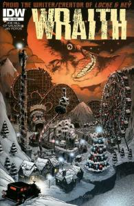 Wraith, The: Welcome To Christmasland #3 VF/NM; IDW   save on shipping - details
