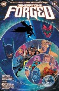 GENERATIONS FORGED #1 (ONE SHOT) CVR A LIAM SHARP - DC COMICS - APRIL 2021