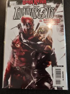THUNDERBOLTS vs DEADPOOL # 131 MAGNUM OPUS Cover