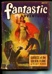 Fantastic Adventures-Pulps-6/1947-William P. McGivern-Richard Casey
