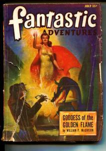 Fantastic Adventures-Pulps-6/1947-William P. McGivern-Richard Casey