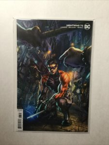 Nightwing 73 Near Mint Nm Variant Dc Comics